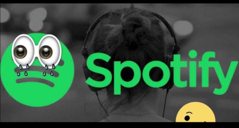 Spotify (Foto: Publimetro Chile)