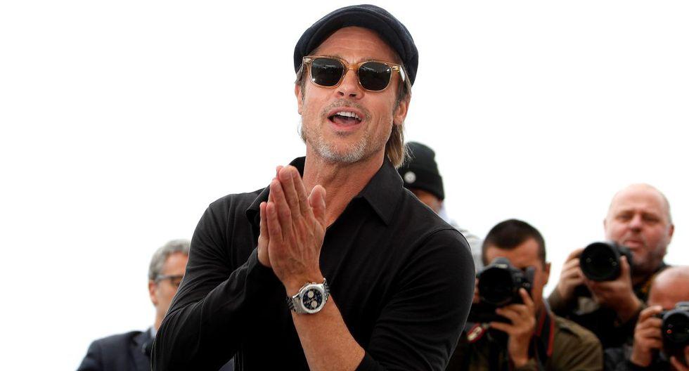 """Brad Pitt confiesa: """"Cada vez actúo menos porque creo que Hollywood es para chicos jóvenes"""". (Foto: EFE)"""
