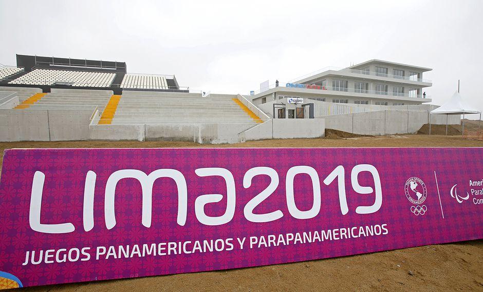 Lima 2019 entrega Centro de Alto Rendimiento del Surf para Juegos Panamericanos | FOTOS