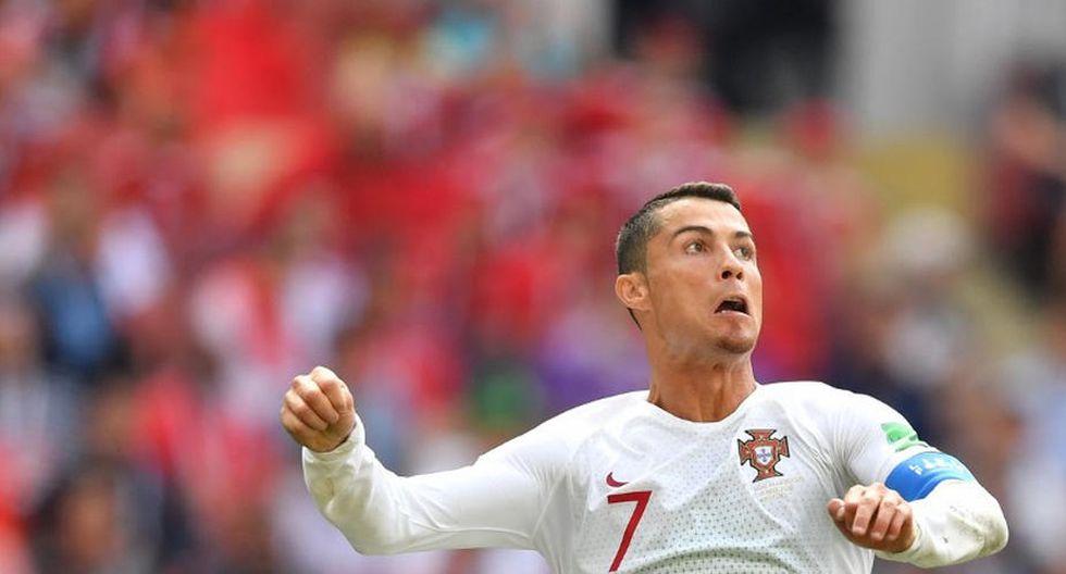 Portugal venció con la mínima diferencia a un aguerrido Marruecos. (AFP)