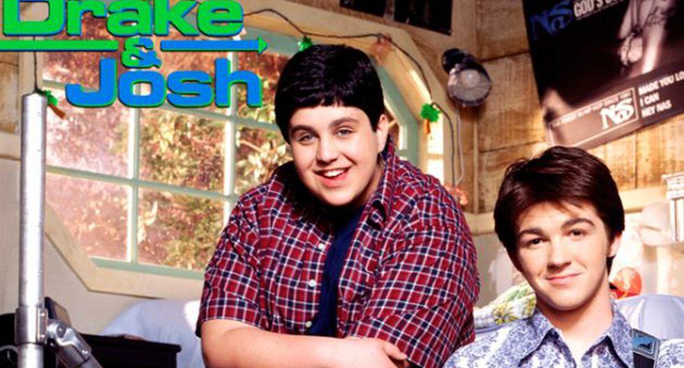 Drake & Josh es una recordada serie adolescente. (Nickelodeon)