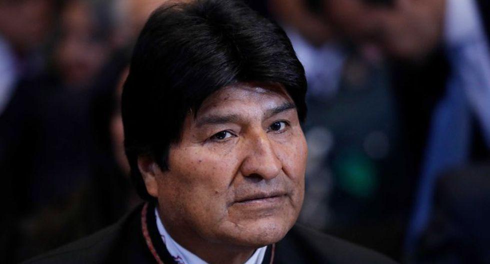 Evo Morales quiere demostrar que su victoria en las elecciones de octubre fue lícita. (Foto: EFE)