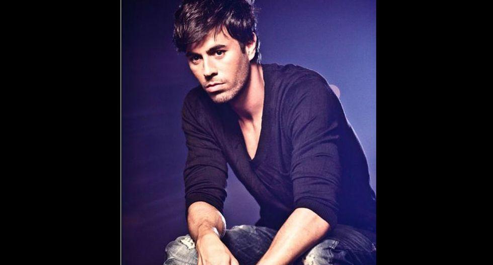 7.Cinco de sus sencillos han estado situados en el 'Top 5' de la lista Billboard Hot 100, consiguiendo el número uno con 'Bailando'. (Foto: Facebook de Enrique Iglesias)