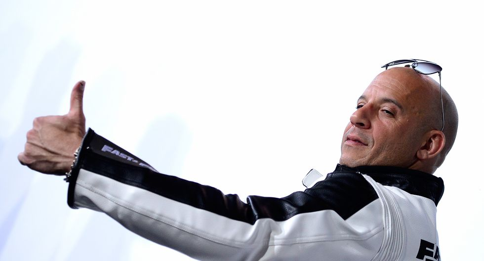 No se sabía si Vin Diesel iba a continuar en la saga luego de la primera película. (Foto: AFP)