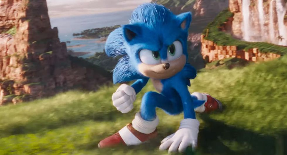 """Sonic the Hedgehog"" tuvo un auspicioso debut en los cines de EE.UU."