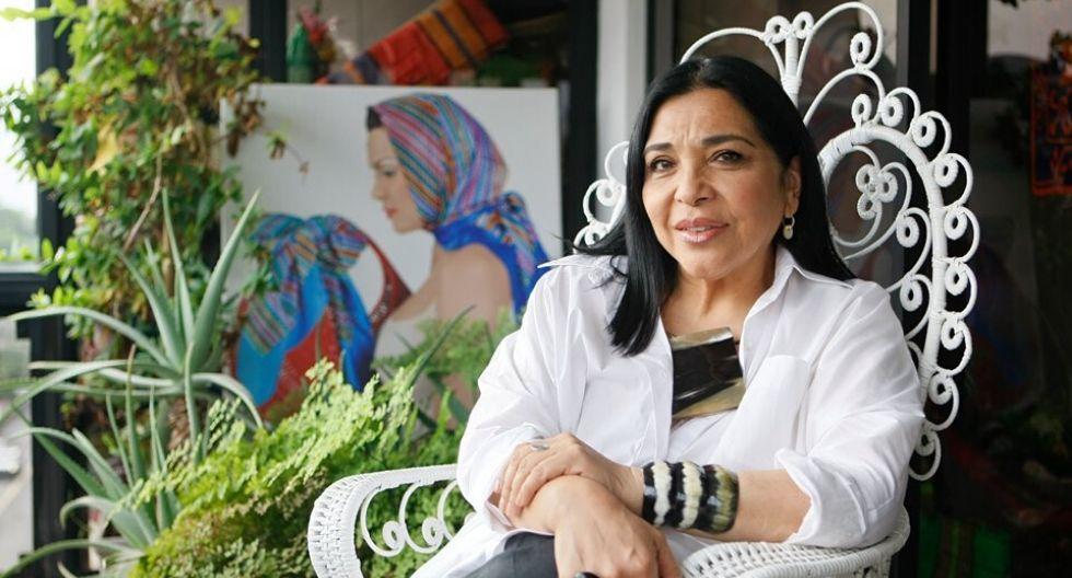 Meche Correa. (Foto: Manuel Melgar / Gestión)