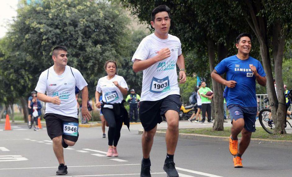 Este domingo se realizará competencia Lima Corre 5K contra la Trata de Personas