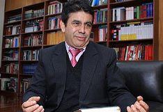 Fiscal anticorrupción pide a JNJ separar temporalmente a fiscal supremo Tomás Gálvez