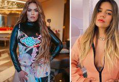 Karol G comparte imagen en bikini y celebra la publicación del nuevo disco de Anuel AA