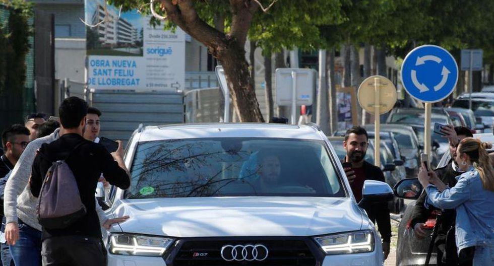 Más que compañeros de equipo, Lionel Messi y Luis Suárez tienen una fuerte relación amical en el Barcelona. (Foto: Pep Morata)