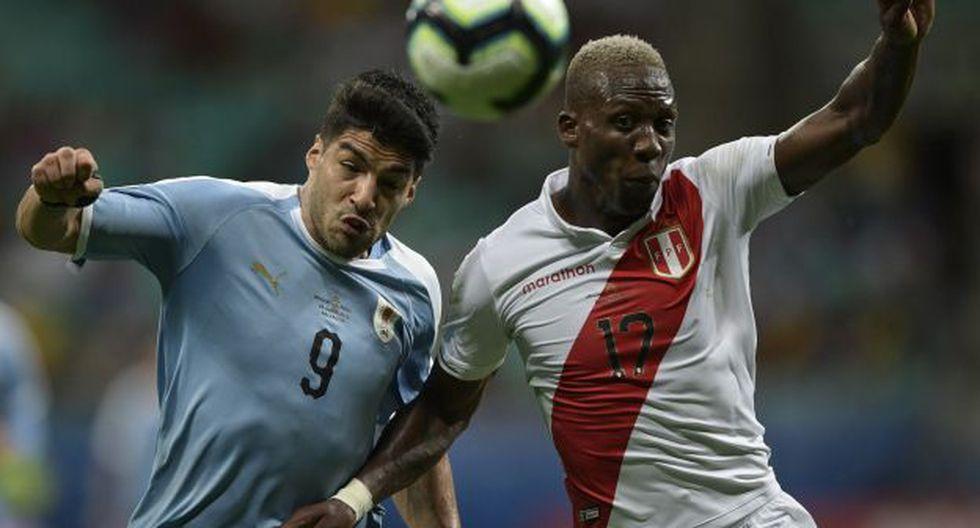 Perú y Uruguay se medirán en dos oportunidades en la fecha FIFA de octubre. (Foto: AFP)