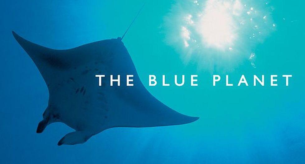 """""""Blue Planet"""" (2017) se ubica en el décimo lugar del ranking con un puntaje de 9,2. (Foto: BBC)"""