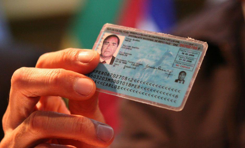 Del total de 4 millones 270 mil 897 DNI caducados en todo el país, 2 millones 292 mil 069 corresponden a menores de edad.(Foto: Andina)