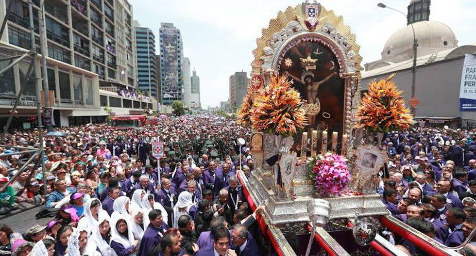 Manuel Orrillo informó que esta sería la primera vez en 20 años que el Cristo de Pachacamilla no sale en procesión durante Semana Santa. (Foto: GEC)