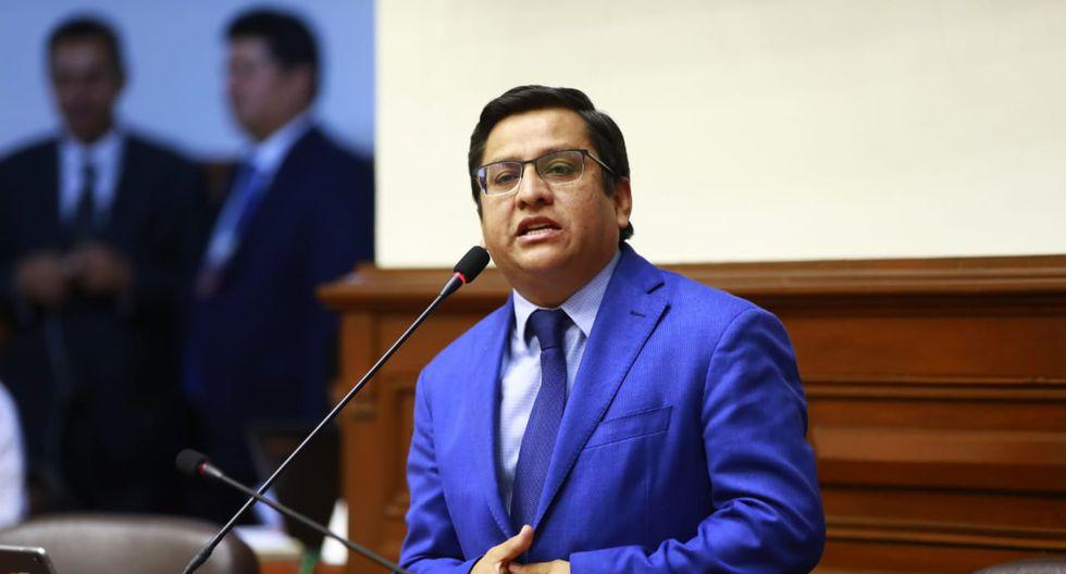 César Vásquez no descartó que otros integrantes de APP puedan ser sometidos a un proceso disciplinario. (Foto: Congreso)