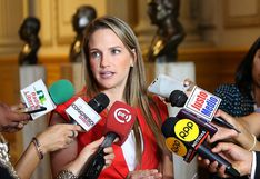 """Luciana León: """"Hablar de vacancia presidencial es una irresponsabilidad"""""""