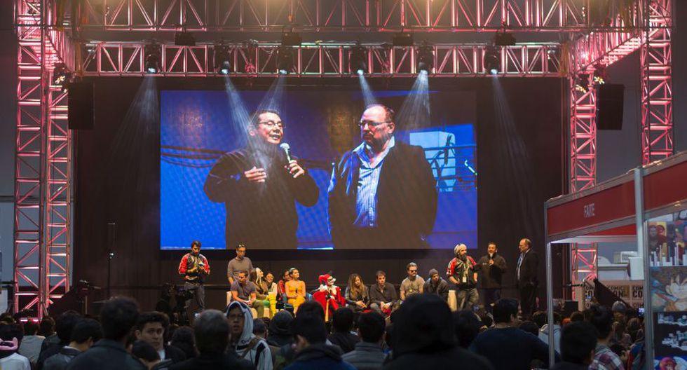Comic Con Lima 2018
