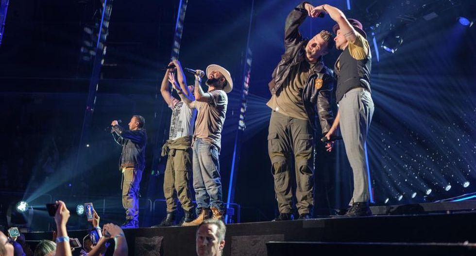 Perú no está incluido en la gira de los Backstreet Boys por Latinoamérica. (Foto: @backstreetboys)