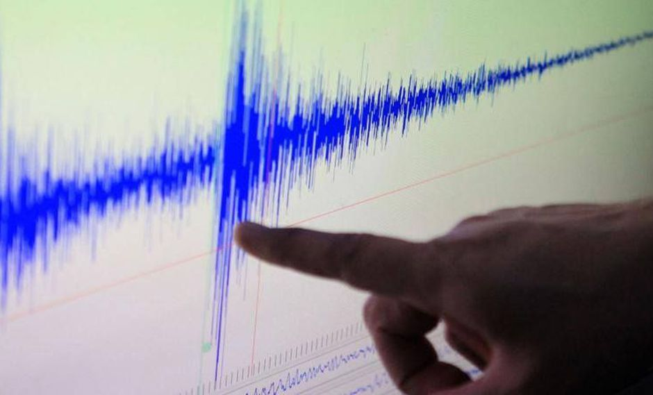 Un sismo remeció este domingo en la tarde la ciudad de Ilo.
