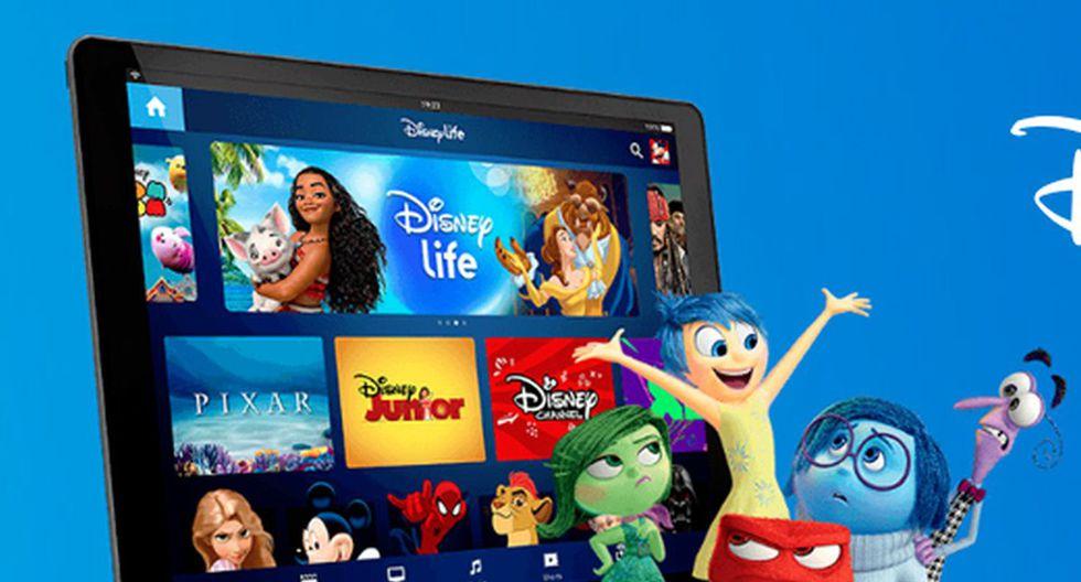 Disney+ llegó a Estados Unidos y Canadá. (Foto: Disney +)