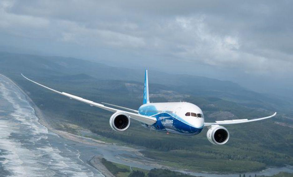 Boeing 787 Dreamliner (Foto: imgpot.com)