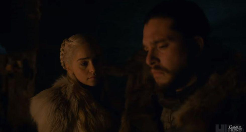 Tráiler de la temporada final de 'Game of Thrones' batió record. (Foto: HBO)