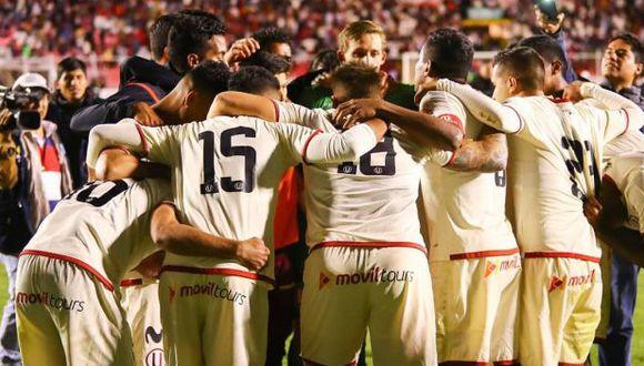 Universitario pelea por un lugar en la Copa Sudamericana 2018. (Foto: Universitario de Deportes)