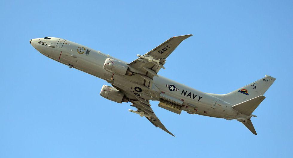 El avión de búsqueda estadounidense fue desplegado a pedido de las autoridades chilenas y antes el Comando Sur asistió el rastreo con imágenes de satélite. (Foto: AFP)