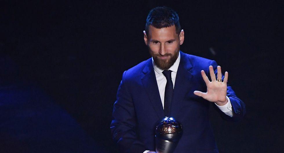 El capitán de Nicaragua no participó de las votaciones, pero figura como uno de los que eligió a Messi en el The Best. (Foto: AFP)