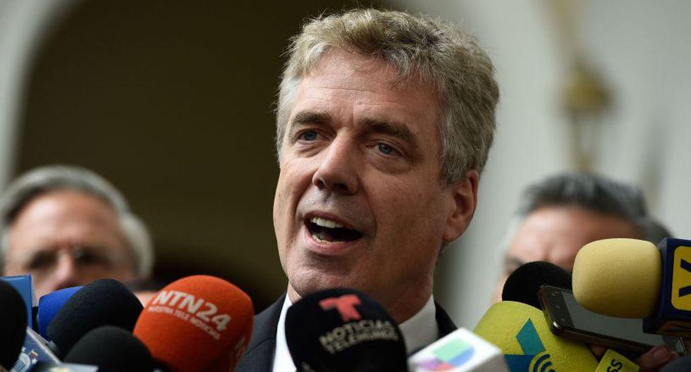 """La Unión Europea afirmó que Alemania es """"un miembro activo"""" de ese grupo, que tiene previsto celebrar una nueva reunión ministerial este mes. (Foto: AFP)"""