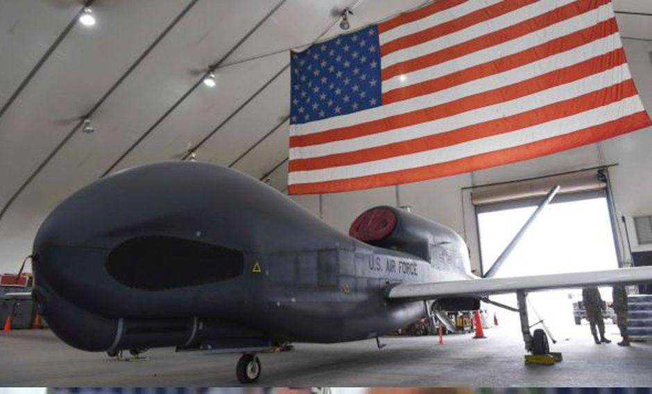 Estados Unidos: niega que dron derribado estuviera sobrevolando Irán