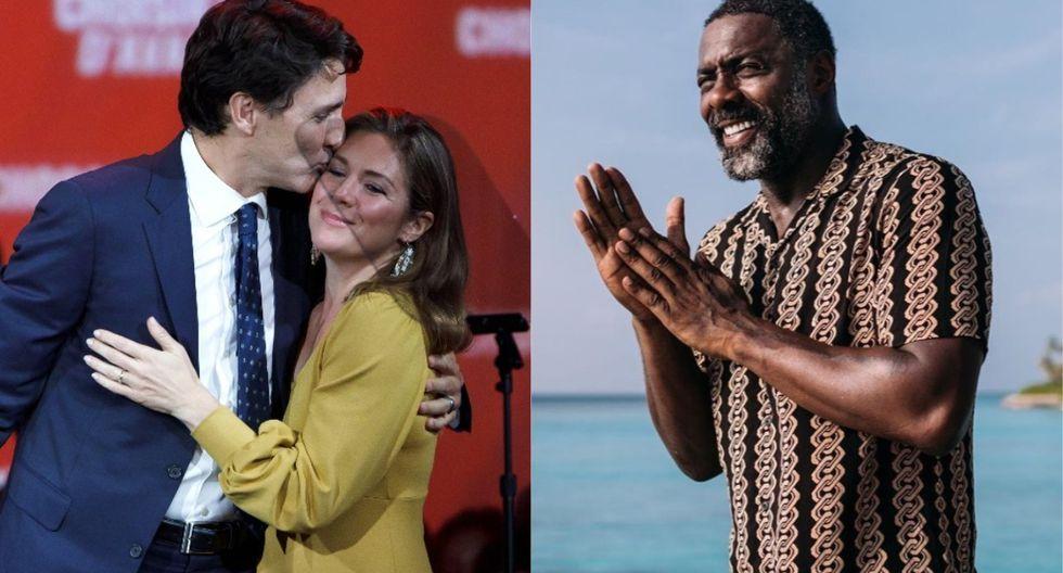 Idris Elba dio positivo en prueba de coronavirus. (Foto: AFP/Instagram)