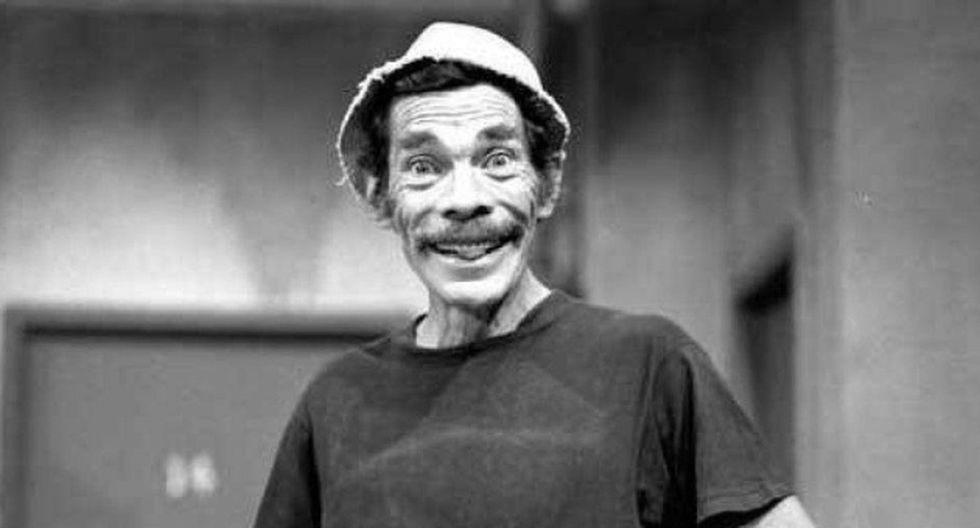 Don Ramón, el entrañable personaje del Chavo del 8.