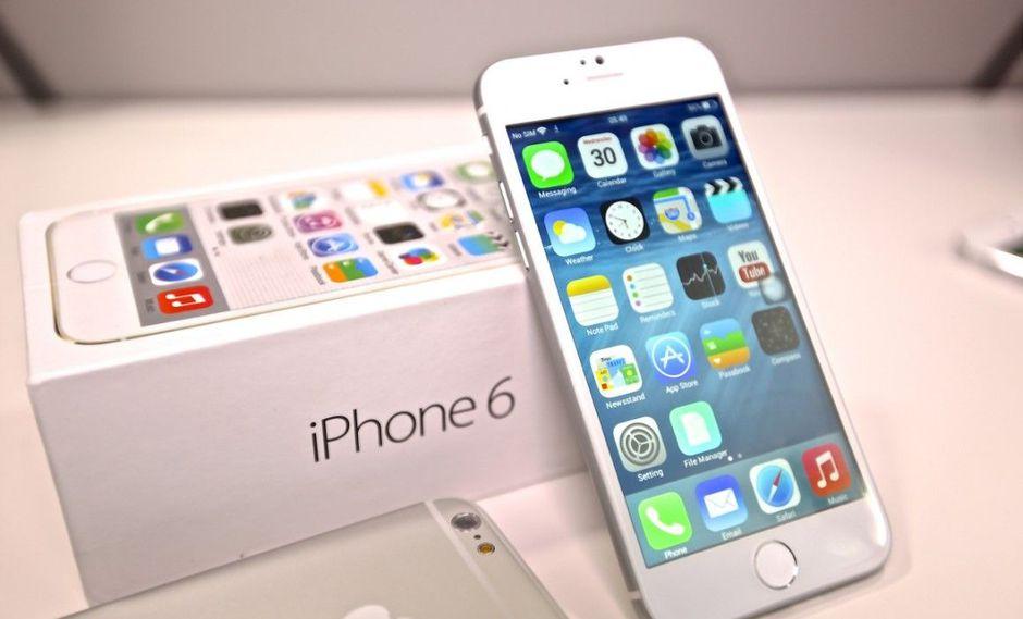 Las empresas sancionadas por no informar sobre las fallas de los iPhone 6 se encuentran en plazo legal de apelación. (Foto: Difusión)