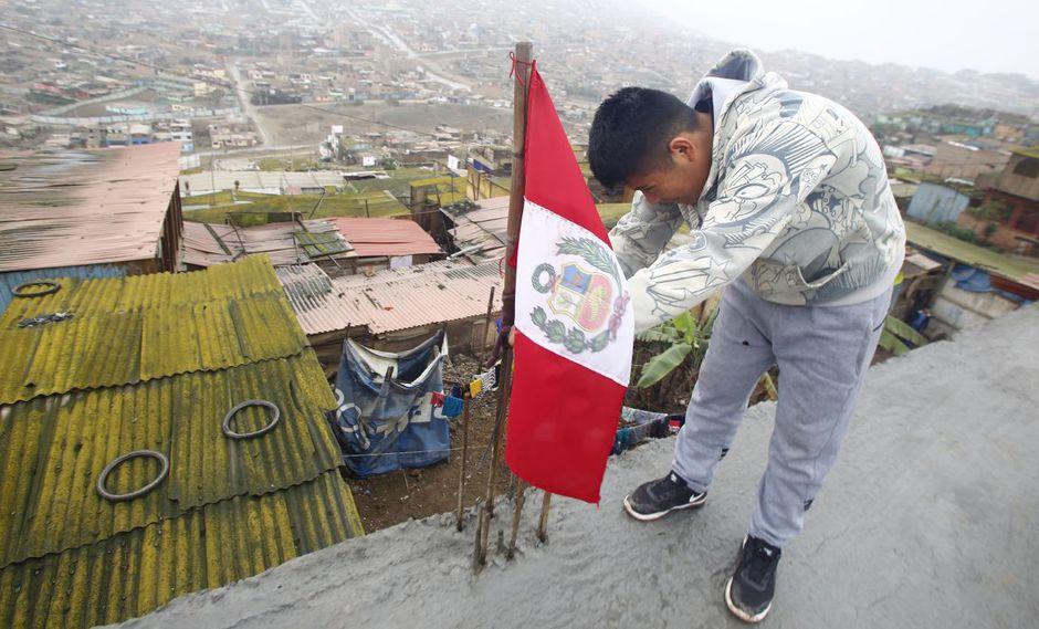 Callao: municipalidad advirtió que aplicará multas a vecinos que no coloquen banderas en inmuebles