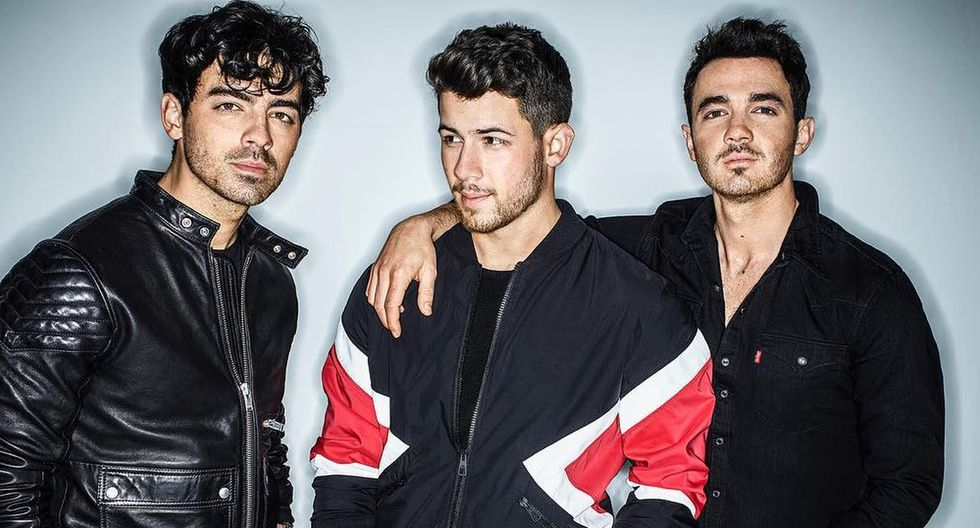 "Los Jonas Brothers se presentarán en ""Saturday Night Live"". (Foto:@jonasbrothers)"