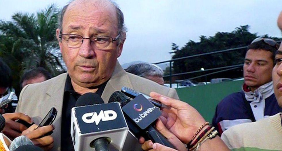 Markarián dijo que no hablará más sobre el partido ante Paraguay. (Andina)