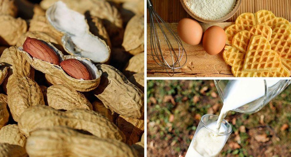 La mayoría de alergias alimentarias se producen en la niñez. (Foto: Pixabay)