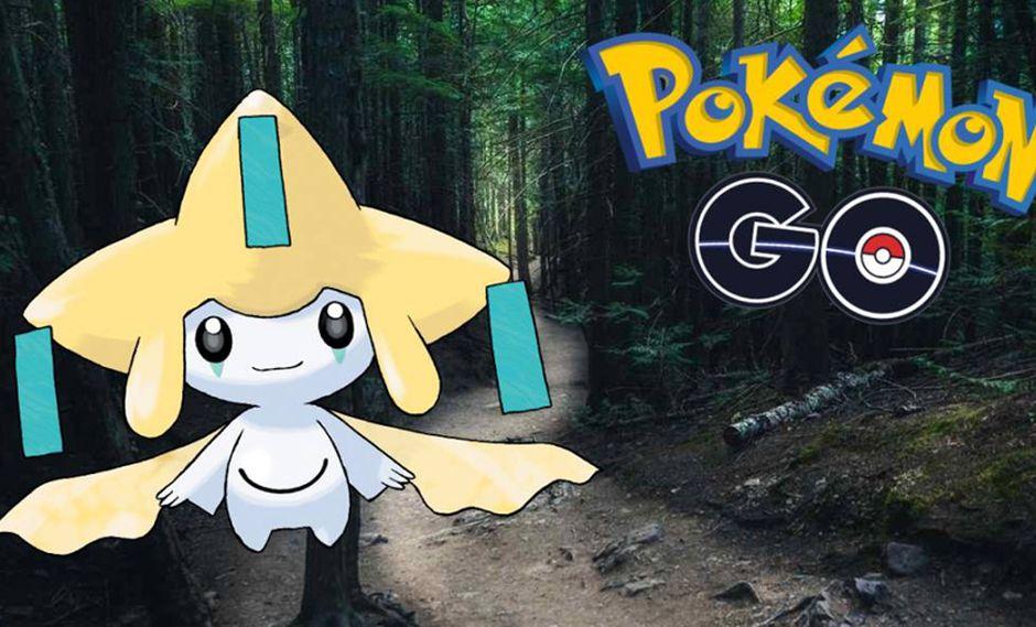 """¡Ya puedes tener a Jirachi en Pokémon GO! Criatura solo aparecerá si completas la misión """"Un letargo milenario"""". (Foto: Pokémon)"""