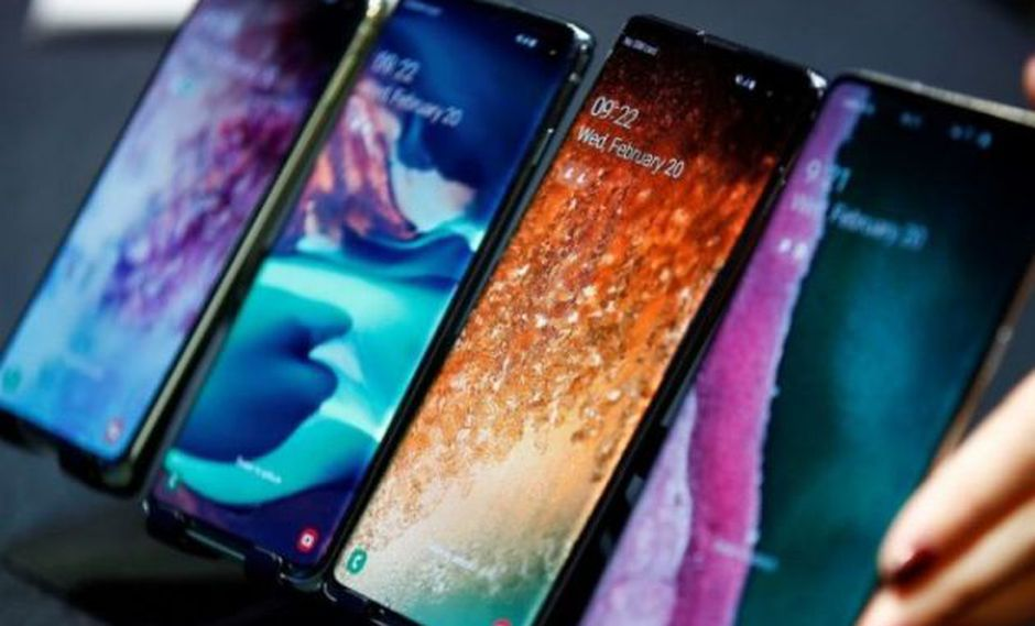 Si te interesa este celular Samsung, lee a continuación sus características más sobresalientes. (Foto: AFP)