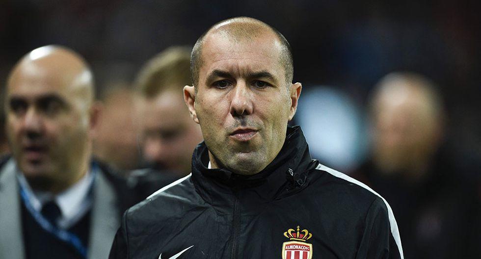14 - Leonardo Jardim - Sin club/Pagos pendientes del Mónaco - 10,2 millones de euros. (Foto: AFP)