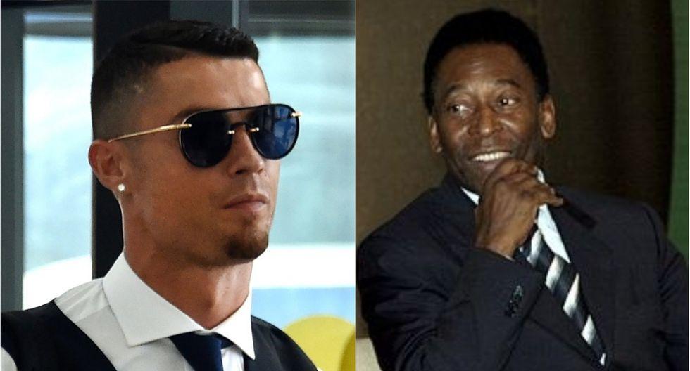 El brasileño también reveló que lo que le produce el portugués Cristiano Ronaldo es admiración.