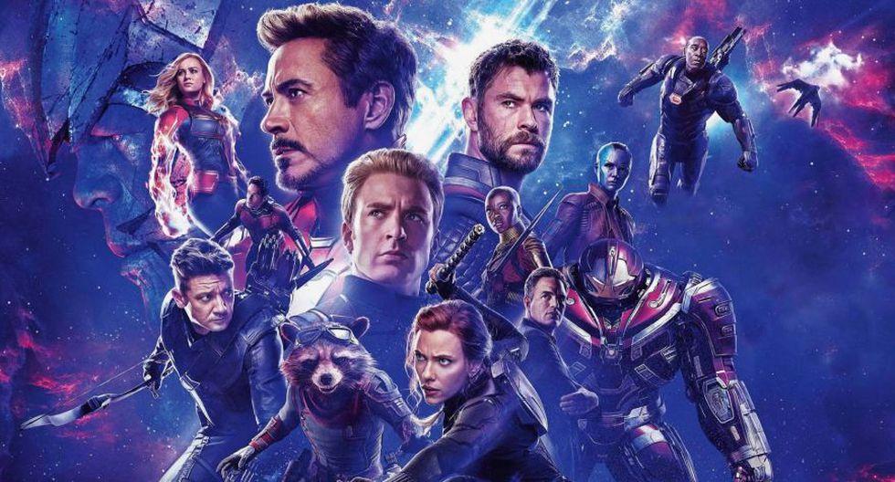 Disney ha estado impulsando a Avengers: Endgame hacia las diferentes ceremonias de premiación que se celebrarán a lo largo del final del 2019 y el principio del 2020. (Foto: Marvel Sutdios)