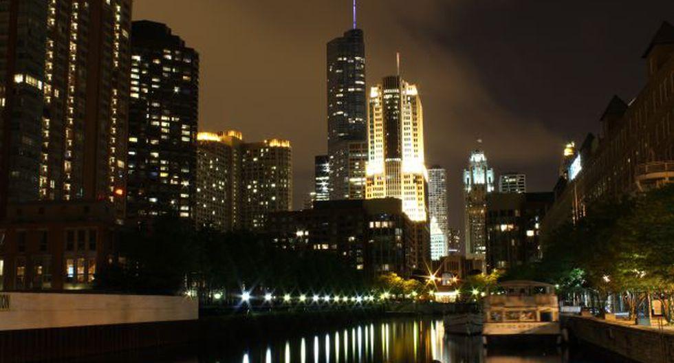 Ciudad de Chicago (Foto: Flickr - Michael Huey)