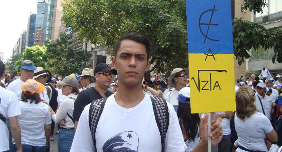 Juan Oropeza. (Foto: Metro World News)