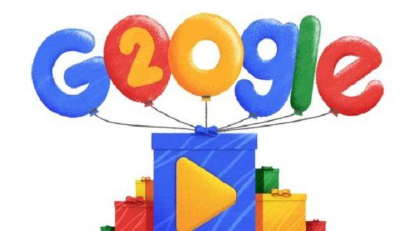 Se calcula que el buscador online de Google, la pieza clave y original del gigante de Internet, recibe el 63 % de las consultas