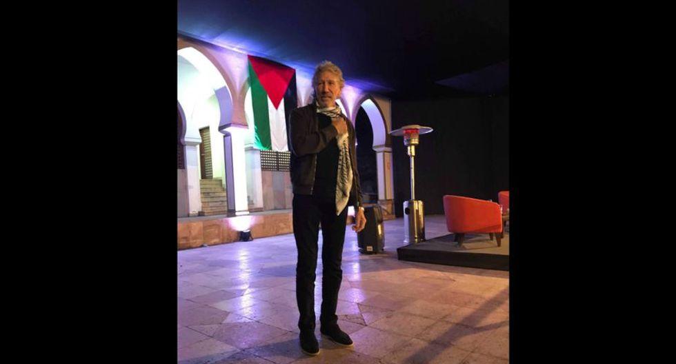 Roger Waters (Crédito: Rolando Ascencio)
