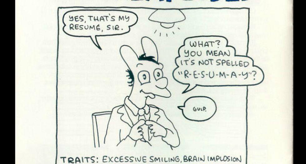 El catálogo \'Who Needs a Computer Anyway?\' también fue dibujado por Groening para Apple.