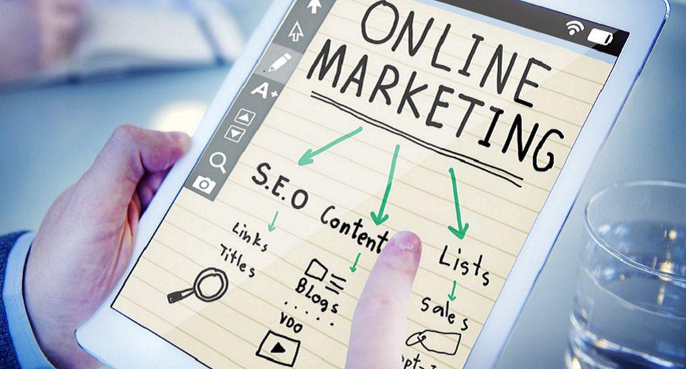 3. MARKETING. Si estudias Marketing en un instituto puedes ganar mensualmente un aproximado de S/ 2,504 (Foto: Pixabay)