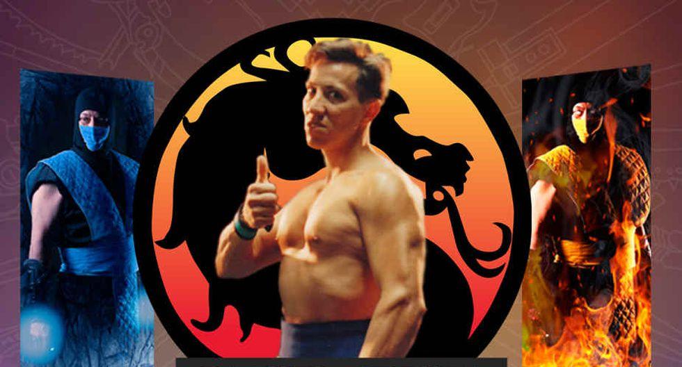 Mortal Kombat será representado en MasGamers por Daniel Pesina.